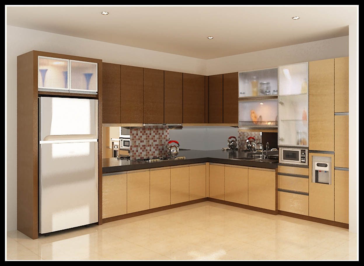 design kitchen set taman palem kezia laura blog